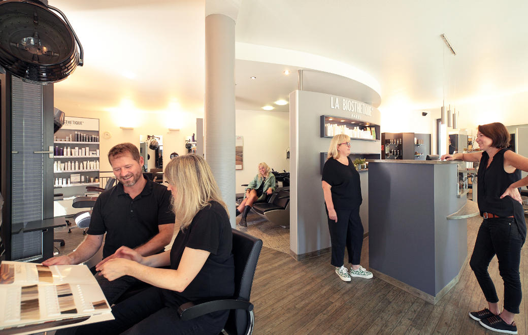 Friseur Wendlingen Salon 3